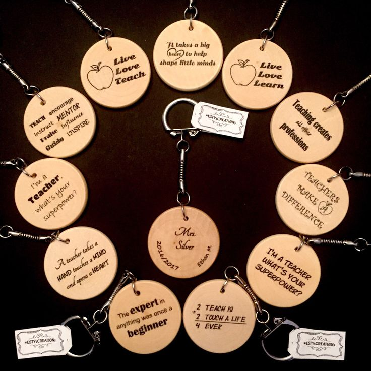 Show your gratitude & appreciation by thanking a teacher, instructor, mentor, coach & principal with these affordable personalized keychains.  Terrific as Christmas gifts, end of school gifts and just because gifts. . May be personalized to include: teacher's name, child's name and year(s) **LIMITED TIME OFFER:  NO EXTRA CHARGE FOR PERSONALIZATION** . Available on ESTYsCREATIONs.com
