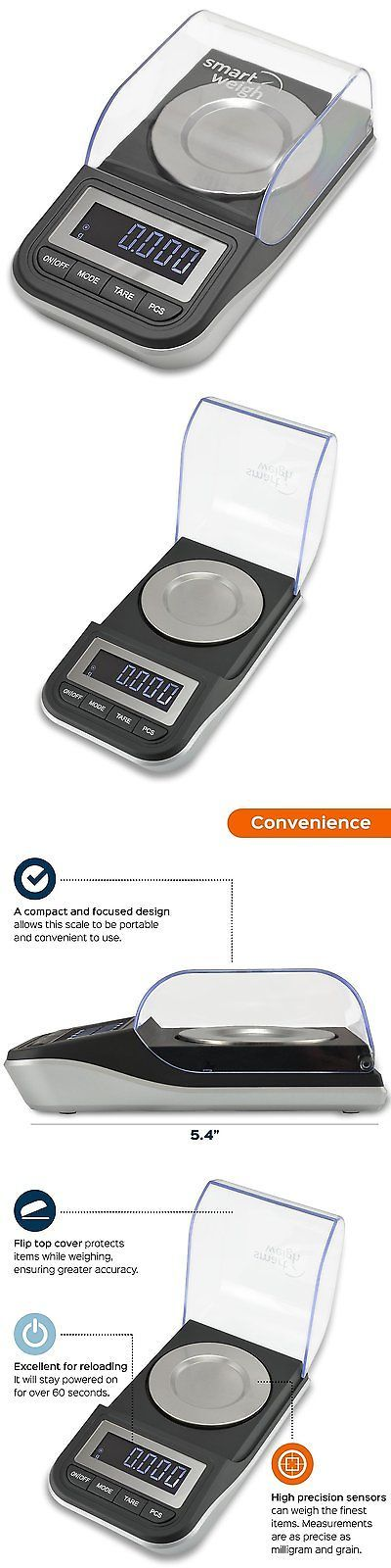 Scales 34088: Portable Precision Digital Milligram Scale Weighing Jewelry Bakery 50 X 0.001G -> BUY IT NOW ONLY: $41.51 on eBay!