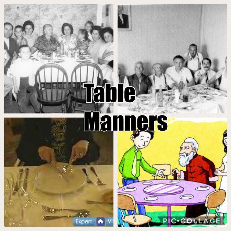 Greeks tend to eat late. Before everyone starts eating they let the elders sit down and then share there food. Then everyone else gets to eat. Also Greeks eat with forks and spoons.