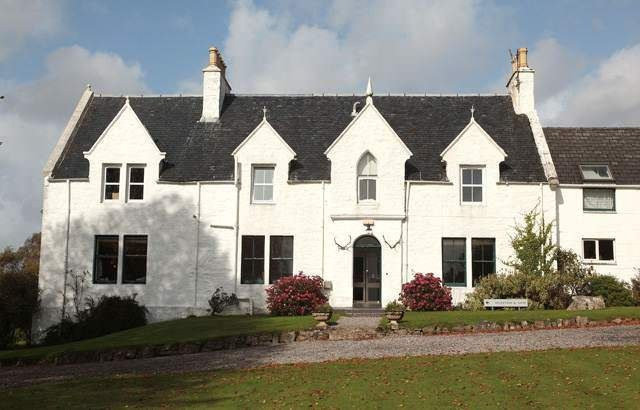 Kinloch Lodge, Scotland