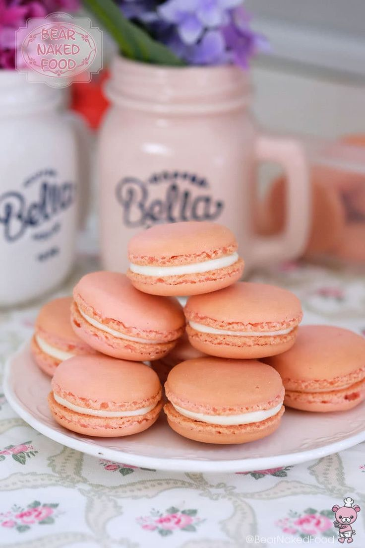 Rose Macarons | Recipe | The secret, Rose water and Posts