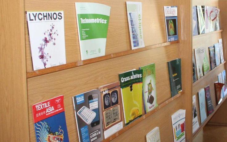 Área de Revistas