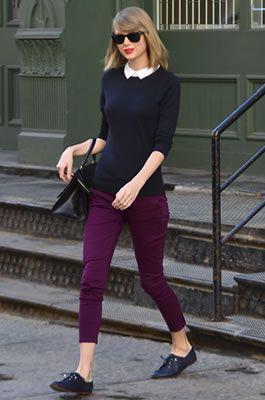 Cynthia Rowley(シンシア・ローリー)ギンガムチェックワンピのテイラー! Oasis(オアシス)ワンピースでセオリー(Theory)店へ! 今週の私服最新ファッション画像!・テイラー・スウィフト(Taylor Swift) - セレブカジュアルドットコム