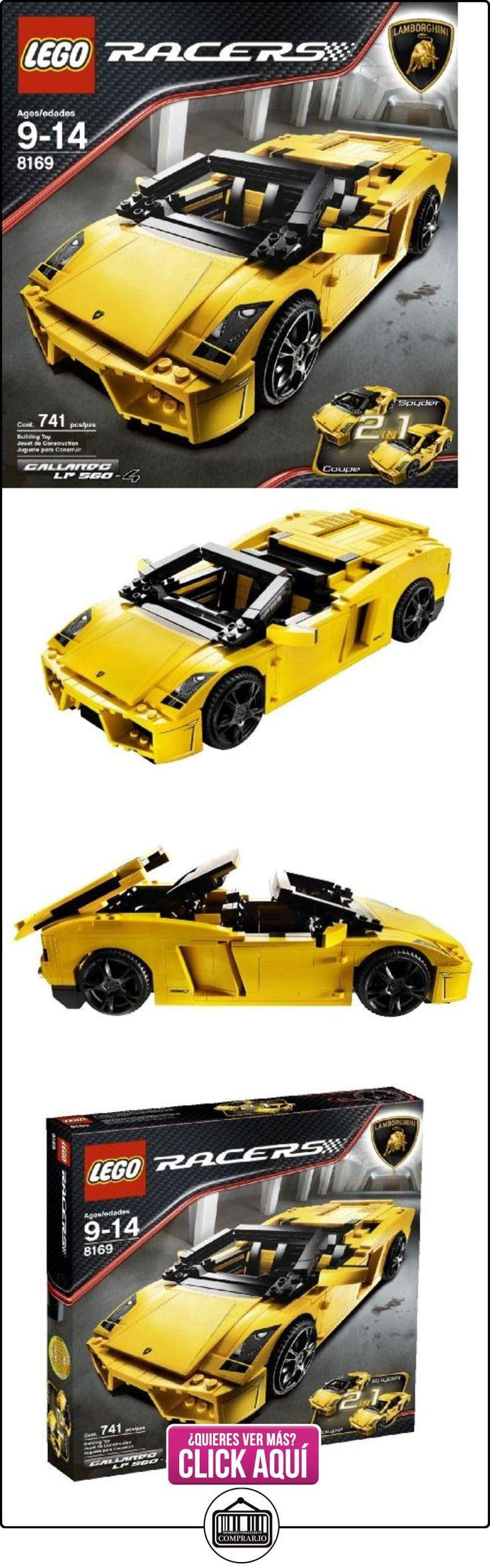 Lego racers lamborghini gallardo lp 560 4 8169 by lego lego