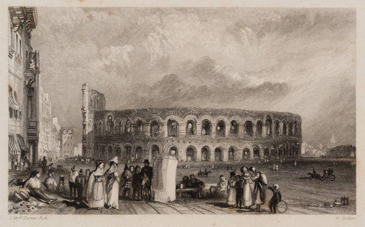 joseph mallord william turner Colosseum Prints - Google Search