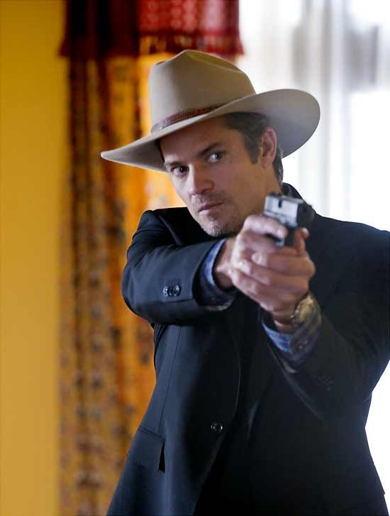 Timothy Olyphant: Deputy Marshall Raylan Givens (Justified on AMC)