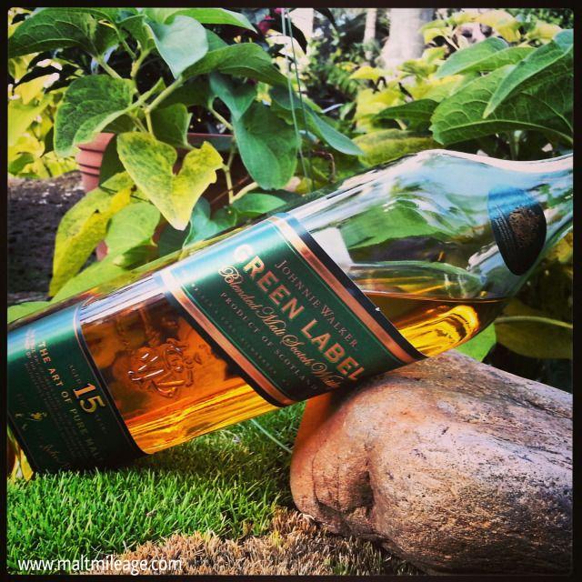 Johnnie Walker Green Label | Malt Mileage Whisky & Spirit Reviews