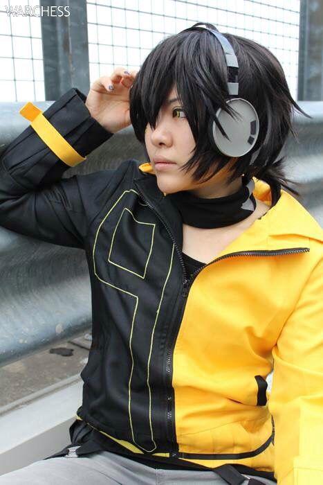 Another pic of my Kuroha cosplay #cosplay #kuroha