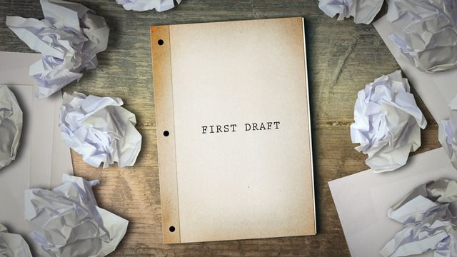 Screenwriting: The Art of the First Draft