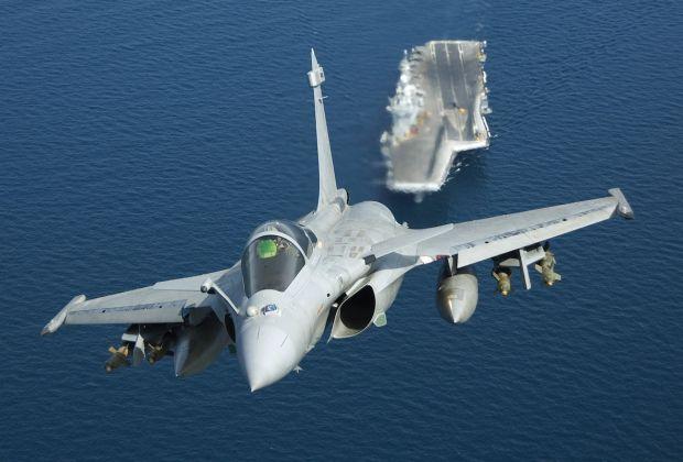French Dassault Rafale M (Marine) @ Marine Nationale.