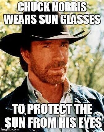 Chuck's Sunglasses