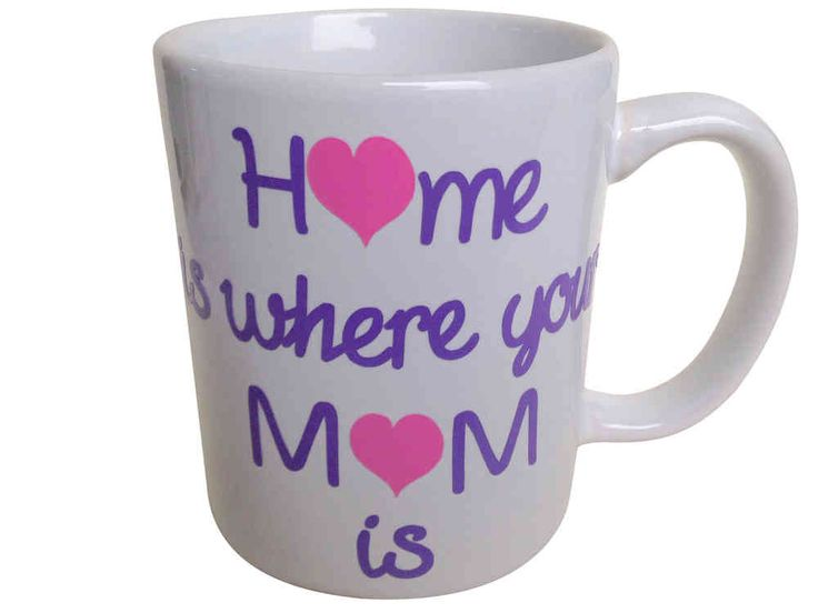 Tasse Home is where your Mom is