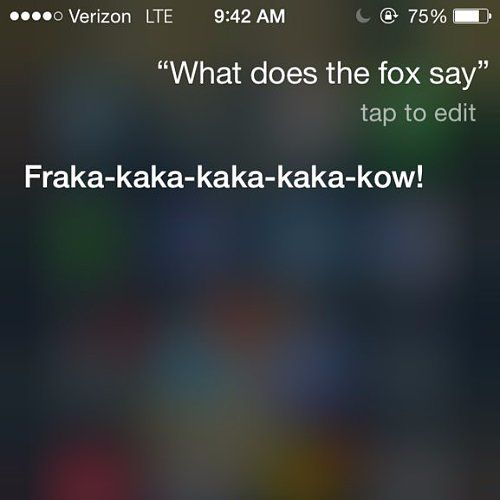 14 Questions You Can Ask Siri to Get a Hilarious Response: Many of us have come to know Siri as a trusted confidant who will give us directions to the nearest Starbucks, no questions asked.