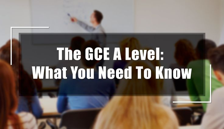 The General Certificate of Education Advanced Level, or GCE A Level, is a subject-based academic qualification, as well as a school leaving qualification. Want to know more? Read on to find out! www.teachers-to-go.com.