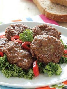 Köfte Tarifi - Türk Mutfağı Yemekleri - Yemek Tarifleri