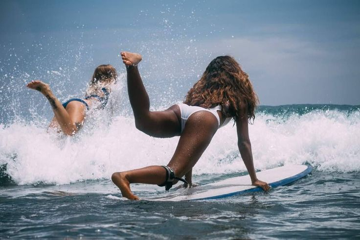 surf girls @walulife