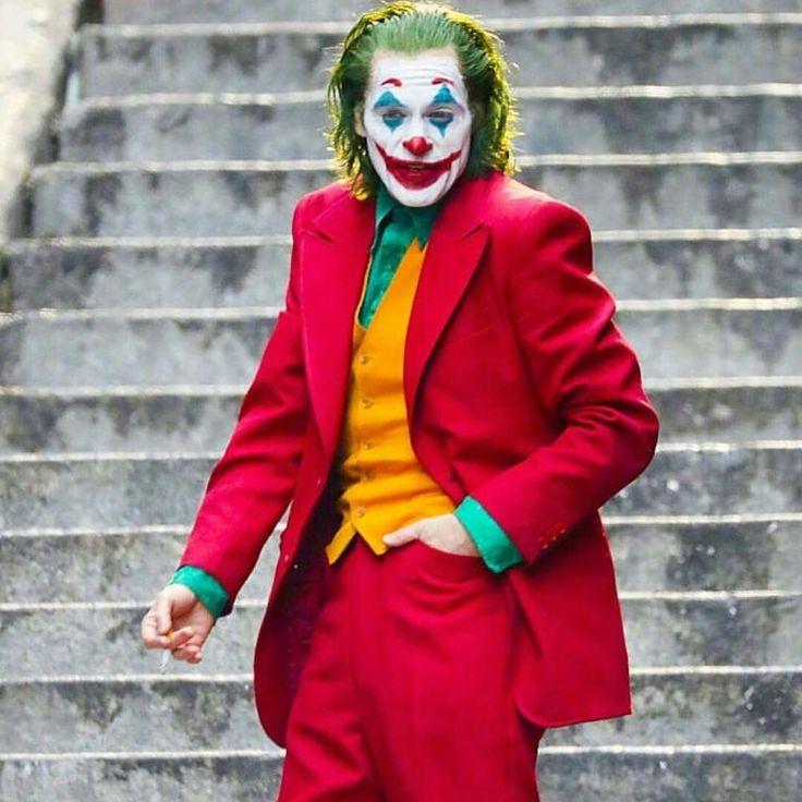 Pin de Patrick Teeter em Joker Movie Joker, Estilo