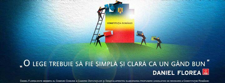 Campanie dedicata informarii publicului asupra Proiectului de Revizuire a Constitutiei Romaniei