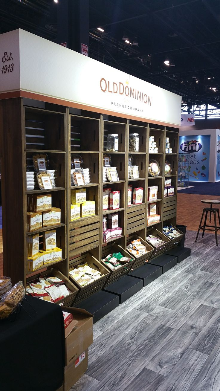 Expo Booth Design Ideas Booth Design For Piedmont Candy Co At Successful Food Booth Designs