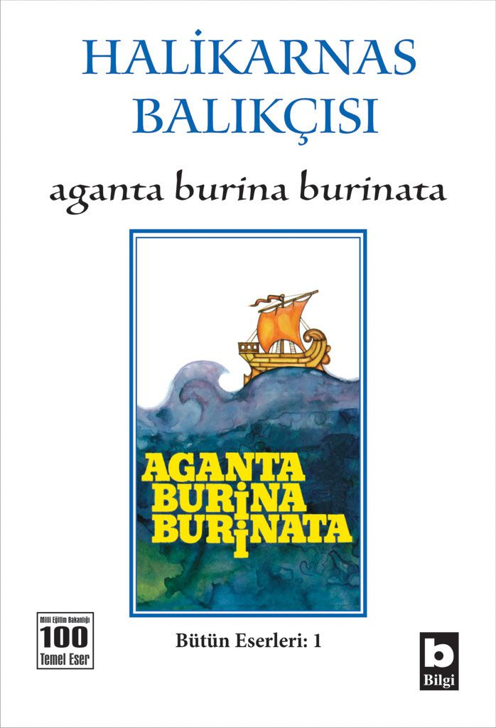 Aganta Burina Burinata Halikarnas Balıkçısı Bilgi Yayınevi