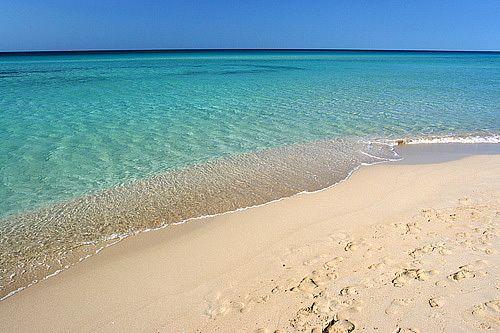 Maldive del Salento - Pescoluse - Puglia - Italy