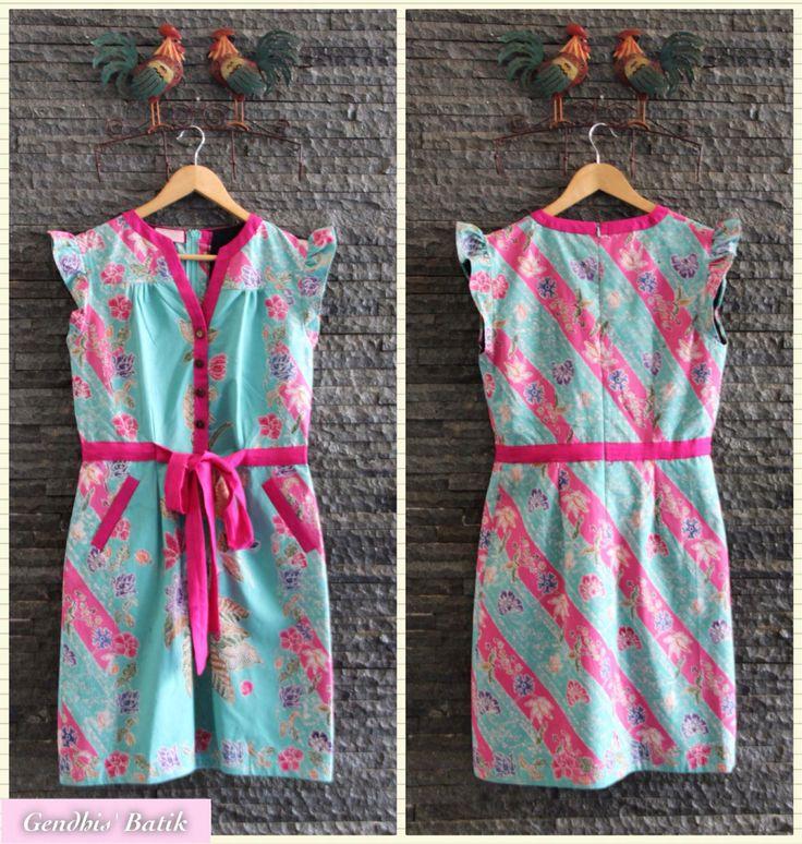 Encim Pekalongan halus + Lining Tricot, by Gendhis batik