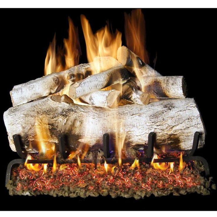 appalachian vented propane fireplace gas decoration natural impressive in logs log oak emberglow for