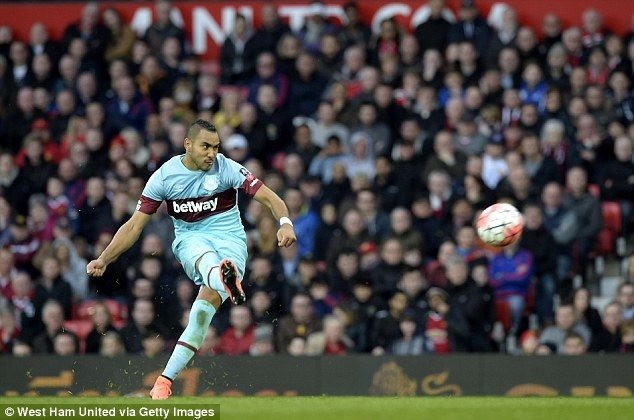 Dimitri Payet has earned a re-call to the France team for the friendlies against Holland a...