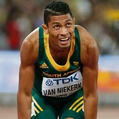 Wayde van Niekerk Netwerk24 - sport