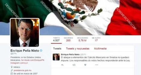Hijos del Chapo Guzmán reciben amenaza de Peña Nieto. ¡Esto es la GUERRA!