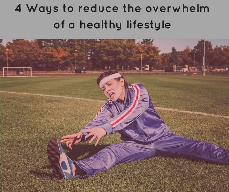 So excited to have a guest post on the blog today!  Amanda Ah Sue blogs over at Work Week fitness and she wrote an awesome post on how to reduce the overwhelm in starting to lead a healthy lifestyle.  Enjoy! 4 Ways to reduce the overwhelm of a healthy lifestyle…
