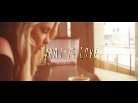 What Is Love - Chase Goehring (Official Lyric Video) - YouTube