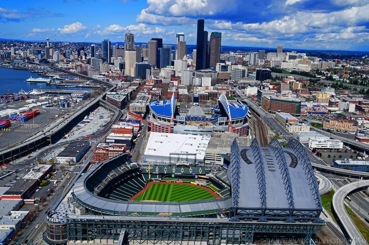 Nissan Erie Pa >> CenturyLink Field & Safeco Field | My Beloved Seattle | Pinterest | Washington, Seattle ...