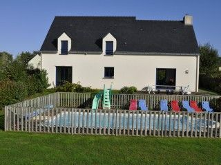 Large house 800m from the sea with pool heated (Assérac / South Brittany)Holiday Rental in Asserac from @HomeAwayUK #holiday #rental #travel #homeaway