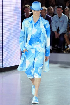 John Galliano Spring 2013 Menswear Collection on Style.com: Complete Collection