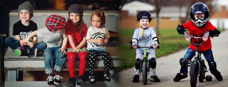 BMX CLOTHING, ACCESSORIES & BIKES FOR BABIES & KIDS! WWW.RADLIKEDAD.COM FACEBOOK.COM/RADLIKEDAD