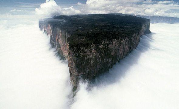 Όρος Roraima, Βενεζουέλα-Βραζιλία