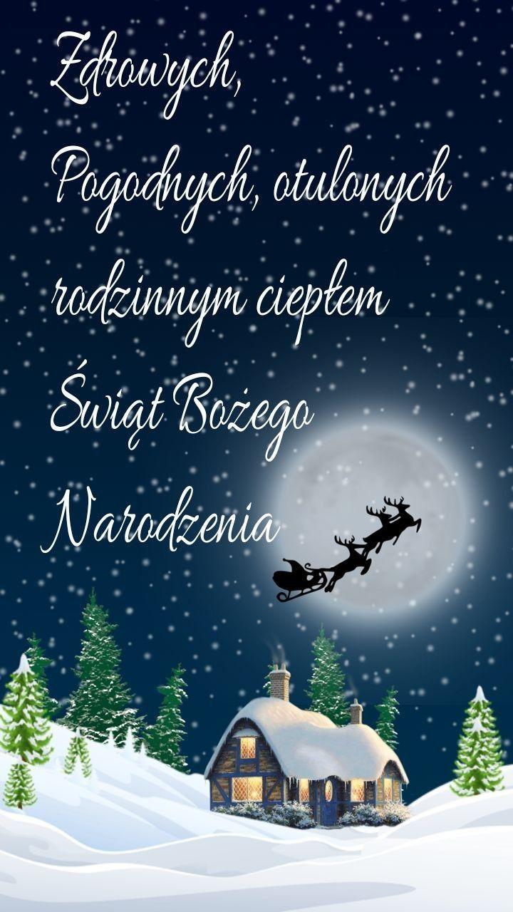Kartka Swiateczna With Images Zyczenia Swiateczne