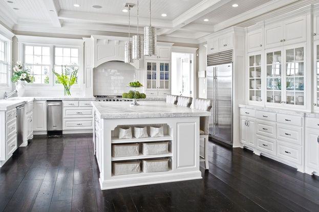 I'm dreaming...of a white...kitchen