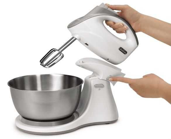 Best Stand Mixer review no. 5. Sunbeam FPSBHS0302 Stand Mixer. Home cooks who spend a lot of time using a mixer know that the newer designs with a single whisk or paddle usually do a better job than units with old-fashioned double beaters. They're also considerably more expensive.