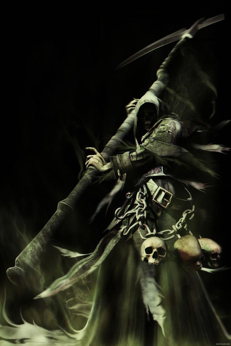Andor Kollar Wight Heroes of Might and Magic V Reaper