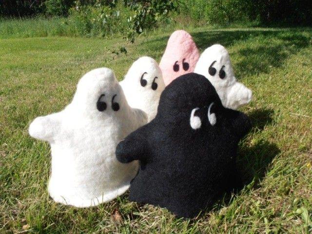 by itu: Linnan kummitukset liikkeellä keskellä kesäistä pä...