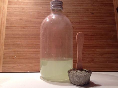 Bain de bouche menthe & citron