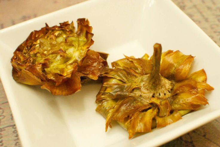 CARCIOFI ALLA GIUDIA una frittura di carciofi tipica giudaico-romanesca nata…