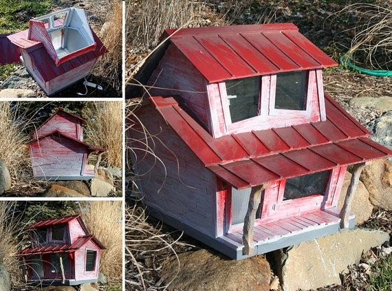 Best 25 Heated Outdoor Cat House Ideas On Pinterest