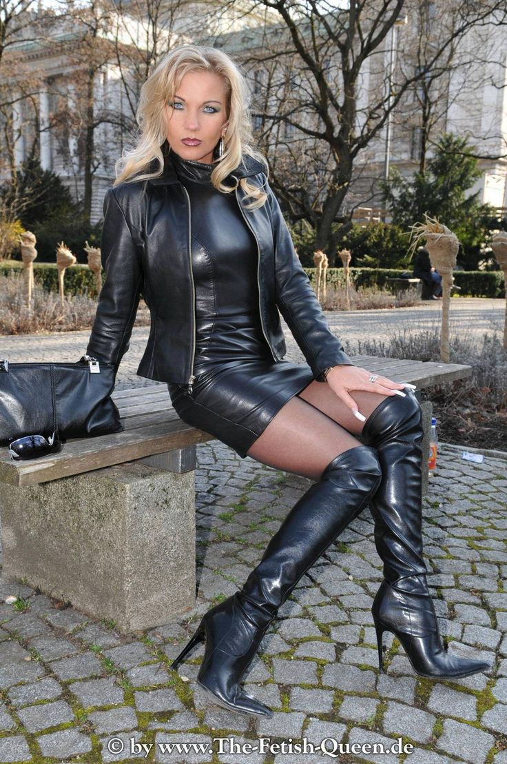Pin by J S on Things to Wear | Sexy boots, Leather, Black ...