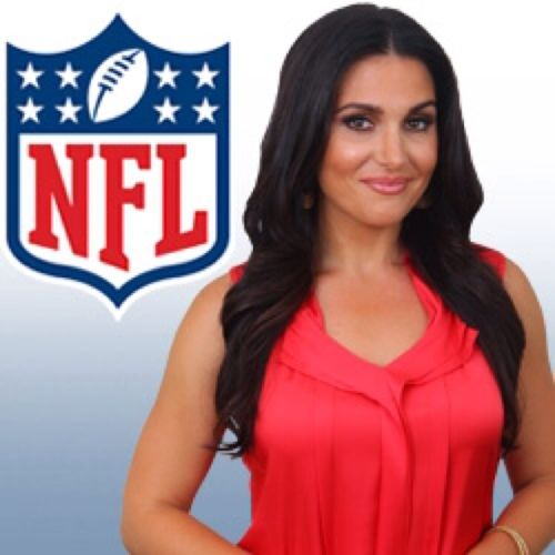 Molly Qerim Cbs Sports Nfl Network Women In Sports
