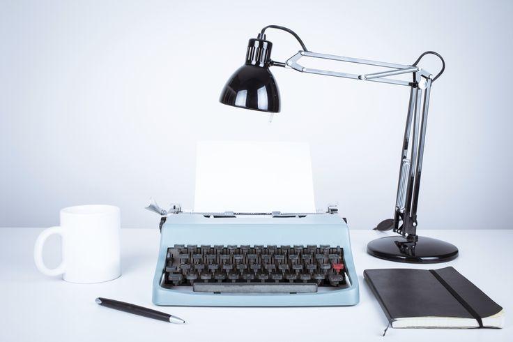 29 januari is het gedichtendag, herinner jij je nog de typemachine?