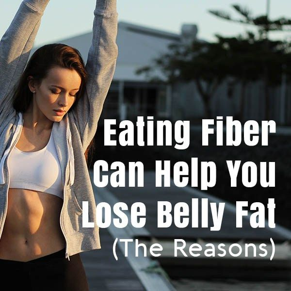 Belly fat is extremely unhealthy. In fact, it increases the risk of heart disease, type