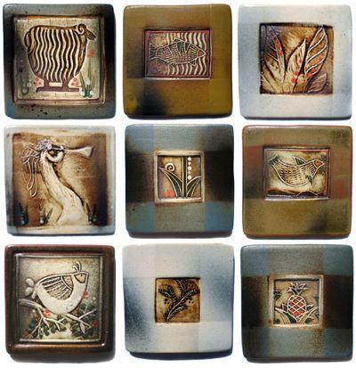 Tančící Eye Gallery - Artisan Tile, Ozdoba ruční práce a jedinečné dárky: August 2008